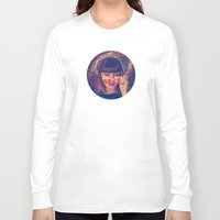 sale Long Sleeve T-shirts featuring Sale! by Serra Kiziltas