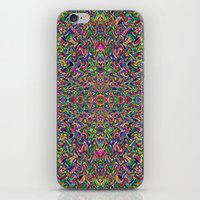 persian iPhone & iPod Skins featuring Persian by Glanoramay