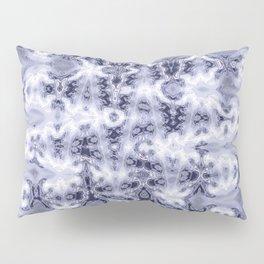 Silvernetic Neuron Pattern Pillow Sham