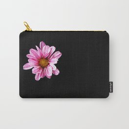 Chrysanthemum Flower Carry-All Pouch