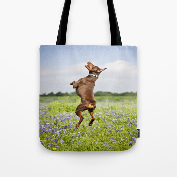 Spring In Texas Tote Bag