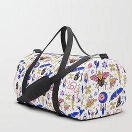 Magic pattern no1 Duffle Bag