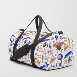 Magic pattern no1 Duffle Bag