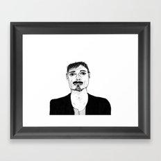 Serbia Framed Art Print