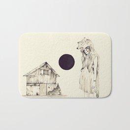 Mujer Loba Bath Mat