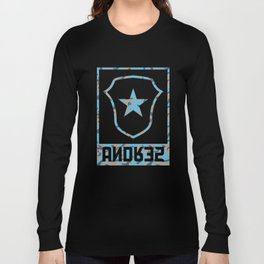 ANDR35 Camo Logo Long Sleeve T-shirt