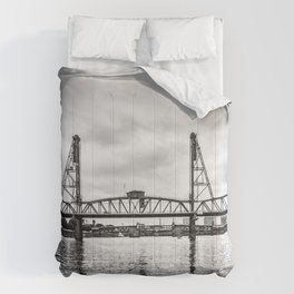 Portland, Oregon Comforters