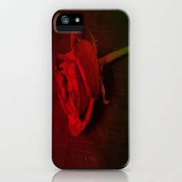 Rose #5 iPhone Case