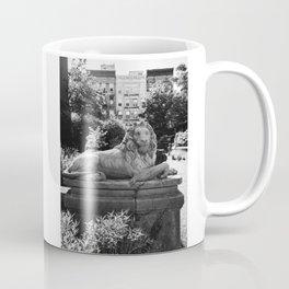 Elizabeth Street Garden II Coffee Mug