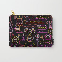 Robot Workshop Carry-All Pouch