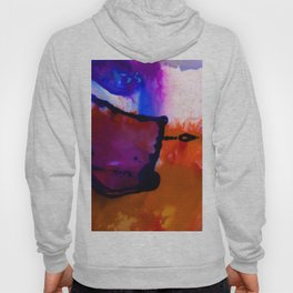 Abstract Bliss 4B by Kathy Morton Stanion Hoody