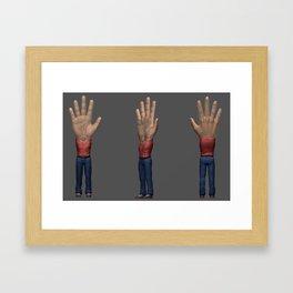 HEM Full Body Framed Art Print