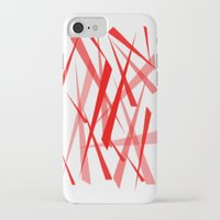 chaos iPhone & iPod Cases featuring chaos by Sébastien BOUVIER