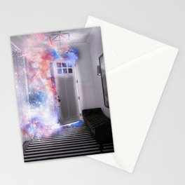 Door of the Galaxy Stationery Cards