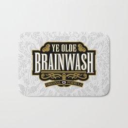 Ye Olde BRAINWASH Bath Mat