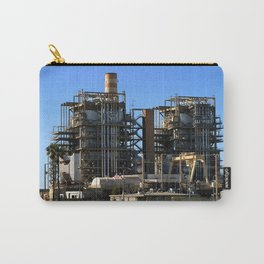 Natural Gas Power Plant Carry-All Pouch