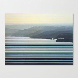 Big Sur Landscape Canvas Print