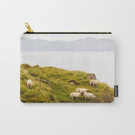 Scottish Sheep Carry-All Pouch