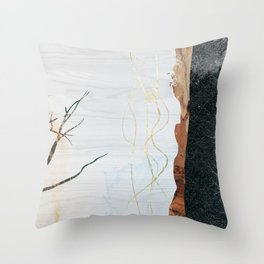 Autumn Arrives 1 Throw Pillow