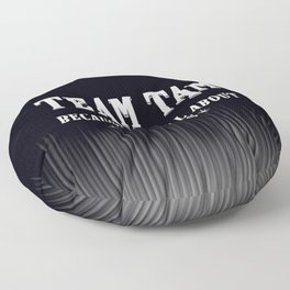Team Tam Floor Pillow