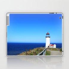 Lighthouse at Olympic National Park seaside, Seattle.  Laptop & iPad Skin