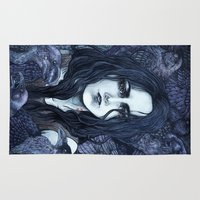 marceline Area & Throw Rugs featuring Marceline by Angela Rizza