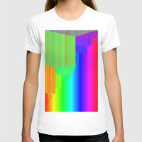 pivot T-shirts featuring R Experiment 5 (quicksort v3) by X's gallery