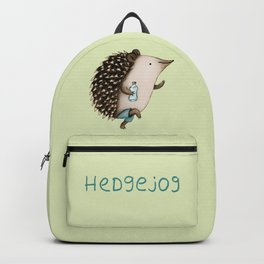 Hedgejog Backpack