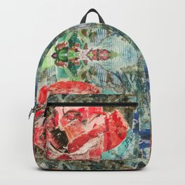 Loved with chaos Backpack