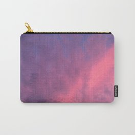 Color Bomb Sunset Carry-All Pouch