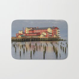 Cannery Pier Hotel Bath Mat