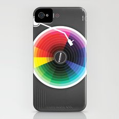 Pantune - The Color of Sound iPhone (4, 4s) Slim Case
