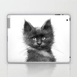 Black Kitten SK135 Laptop & iPad Skin