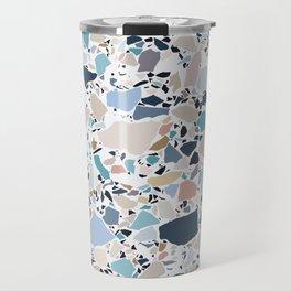 Pastel Terrazzo Travel Mug