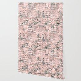Blush Odyssey Wallpaper