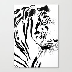 Brigette Canvas Print
