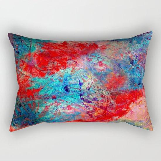 Quarrel Rectangular Pillow