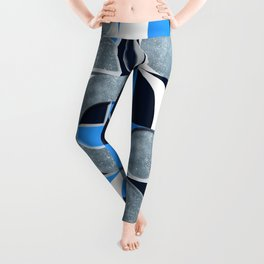 Infused Blues Leggings