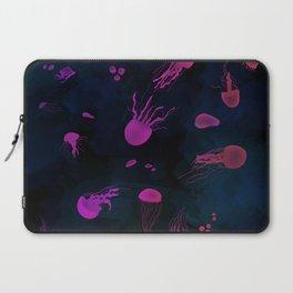 bioluminescence 1 Laptop Sleeve