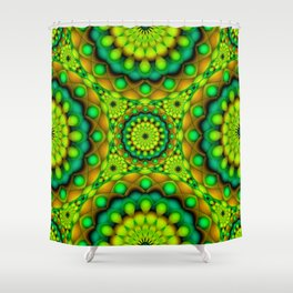 Psychedelic Visions G146 Shower Curtain