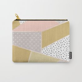 Abstract geometric pattern . Carry-All Pouch