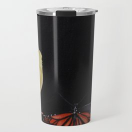 Canary and Butterfly Travel Mug