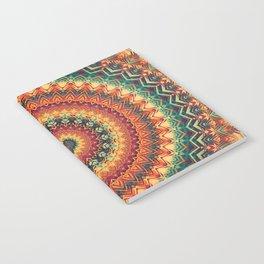 Mandala 254 Notebook