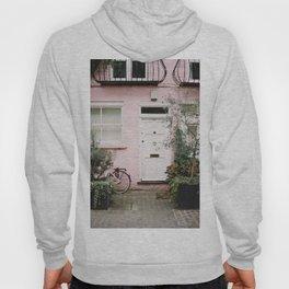 Pink house Hoody