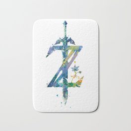 Breath of the Wild Bath Mat