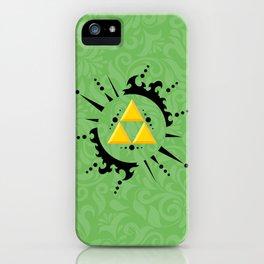 Triforce Zelda iPhone Case