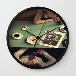 Bonnie y Clyde Wall Clock