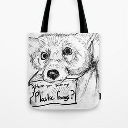 Plastic Fangs Collective Tote Bag