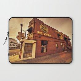 Sun Studios Memphis Laptop Sleeve