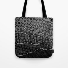 Pattern Madness Tote Bag